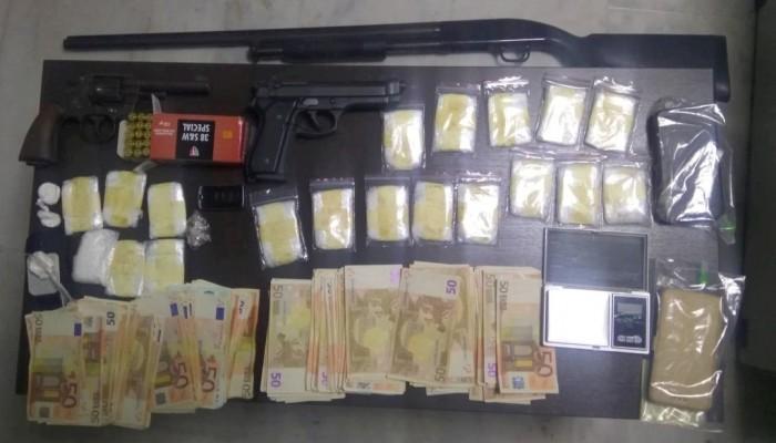 Πώς εξαρθρώθηκε το κύκλωμα διακίνησης κοκαΐνης στα Χανιά (φωτο)