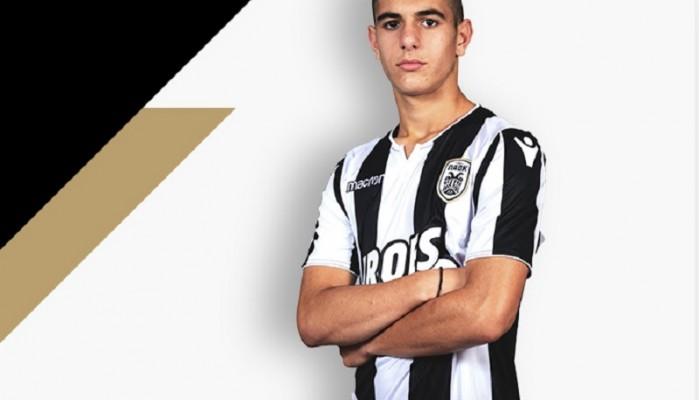 Ξανά στην Εθνική Παίδων Κ16 ο Κουλιεράκης