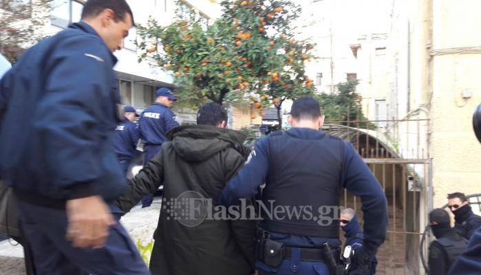 Δίκη Λεμπιδάκη: Νέα ένταση ανάμεσα σε κατηγορούμενο - αστυνομικό