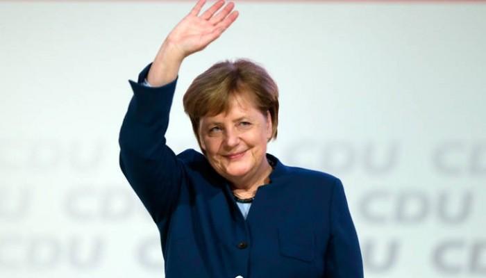 Ευρωεκλογές 2019 -Γερμανία: Κόλαφος τα αποτελέσματα για την Μέρκελ