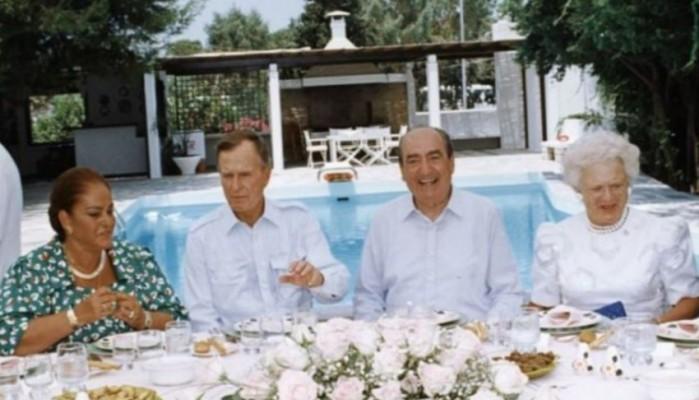 Βίντεο – ντοκουμέντο από την επίσκεψη του Τζορτζ Μπους στα Χανιά