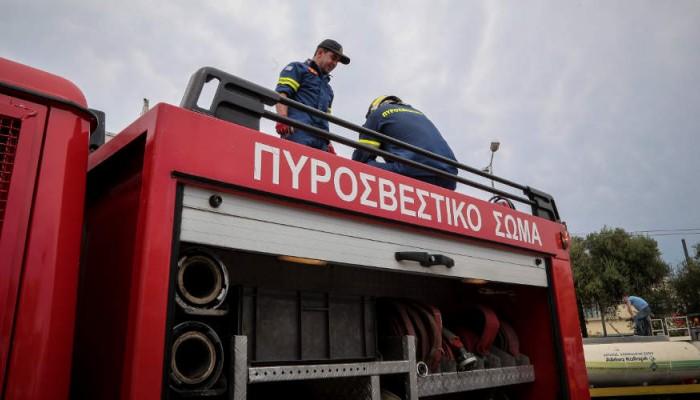 Ξεκινούν περιπολίες στην ύπαιθρο για τις πυρκαγιές