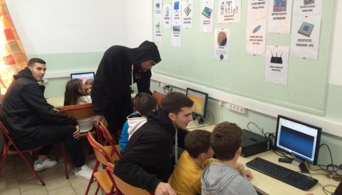 Προσφορά υπολογιστών από το Ρέθυμνο Cretan Kings