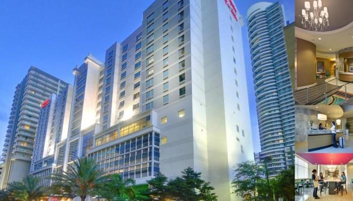 Αγωγή εκ. δολαρίων στη Hilton για βιντεοσκόπηση επισκέπτριας στο ντουζ