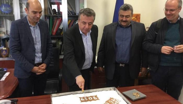 Αρναουτάκης: Εγκαινίασε βρεφονηπιακό σταθμό στην Παλαιόχωρα