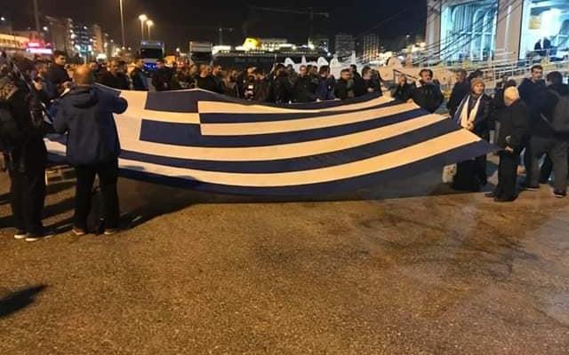 Στην Αθήνα Κρητικοί για το συλλαλητήριο της Μακεδονίας (φωτο)
