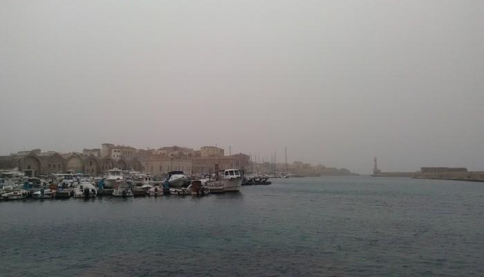 Υψηλές θερμοκρασίες και αφρικανική σκόνη την Μ. Πέμπτη στην Κρήτη