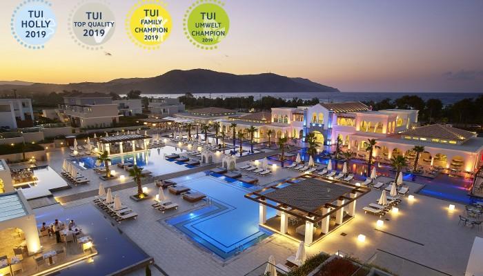 O Anemos το αγαπημένο ξενοδοχείο της TUI