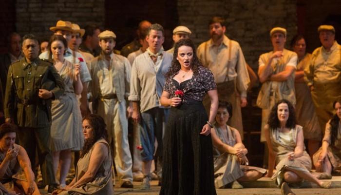 Από τη Metropolitan Opera της Νέας Υόρκης σε ζωντανή μετάδοση