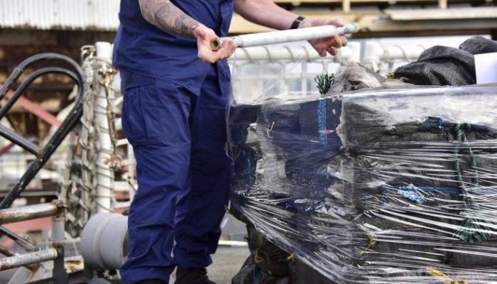 Κατασχέθηκαν πάνω από 50 τόνοι κοκαΐνης στο λιμάνι της Αμβέρσας