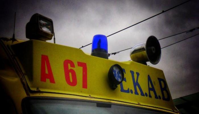 Ηράκλειο: Η βροχή έφερε ξανά τροχαία ατυχήματα