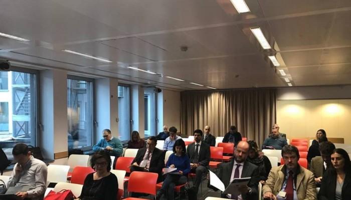 Συναντήσεις ευρωπαϊκών φορέων στα γρ. της Περιφέρειας Κρήτης στις Βρυξέλλες