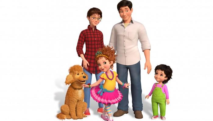 H  WIND VISION υποδέχεται τη νέα πρωταγωνίστρια του Disney Junior