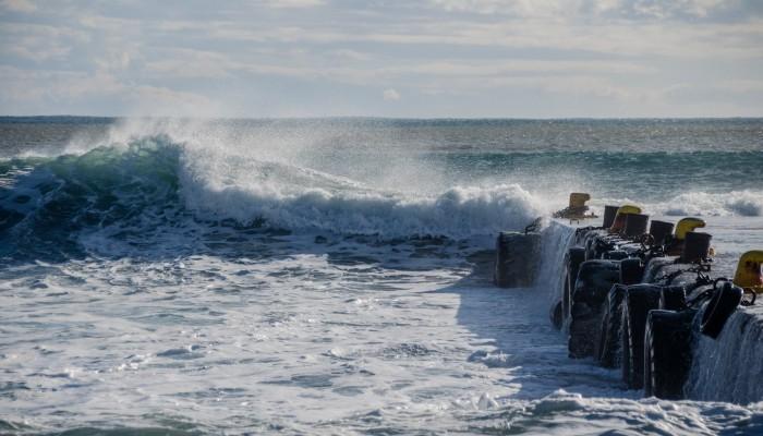 Σε ποια περιοχή οι ριπές του ανέμου έφτασαν τα 111 χλμ. την ώρα
