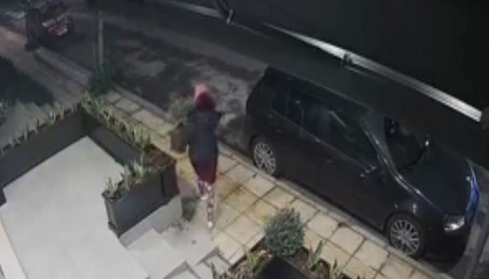 Απίστευτο! Γυναίκα έκλεψε από κατάστημα τις... γλάστρες! (βίντεο)