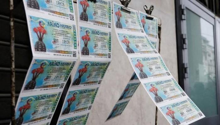 To Λαϊκό Λαχείο μοίρασε περισσότερα από 4.700.000 ευρώ τον Φεβρουάριο