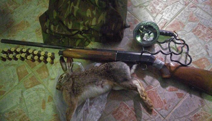 Οι πρώτες συλλήψεις για παράνομο κυνήγι