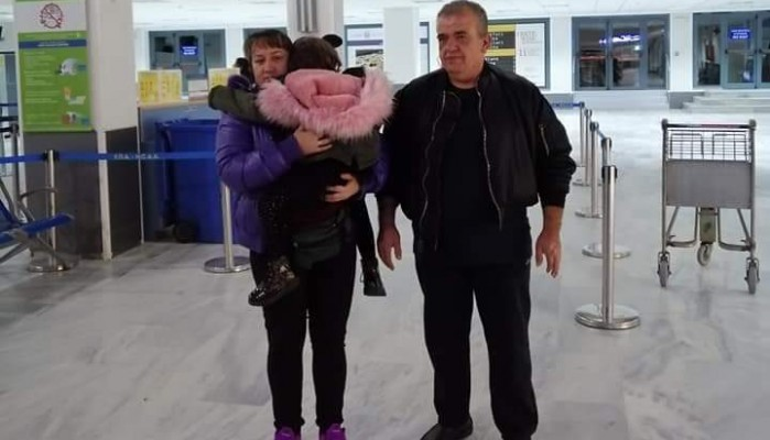 Αναχώρησε για το Μόναχο η 4χρονη Μαρίνα από την Κρήτη