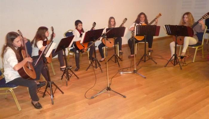 Το Μουσικό Σχολείο Ρεθύμνου, στο 4ο Φεστιβάλ Κιθάρας Κρήτης