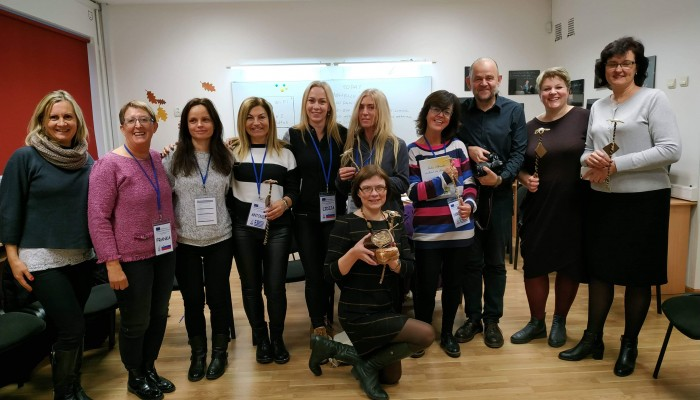 Το 5ο Δημοτικό Σχολείο Χανίων με το Erasmus+ στη Λιθουανία (φωτο)