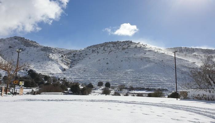 Έκτακτο! Καλούνται όλοι οι εκδρομείς να φύγουν από τις ορεινές περιοχές των Χανίων