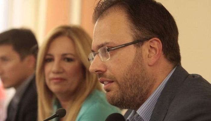 ΔΗΜΑΡ:Ναι στην Συμφωνία των Πρεσπών - Εκτός Κ.Ο.  ΚΙΝ.ΑΛ. ο Θεοχαρόπουλος