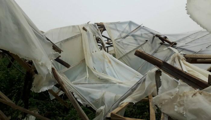 Ολοκληρώθηκαν οι εκτιμήσεις των ζημιών στην περιοχή Γούδουρα Σητείας