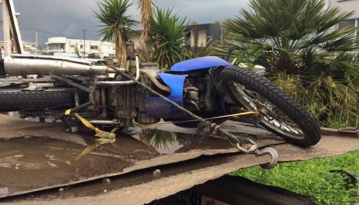 Ο Σεραφείμ Ρίζος για τον θάνατο διανομέα σε τροχαίο με μοτοσικλέτα