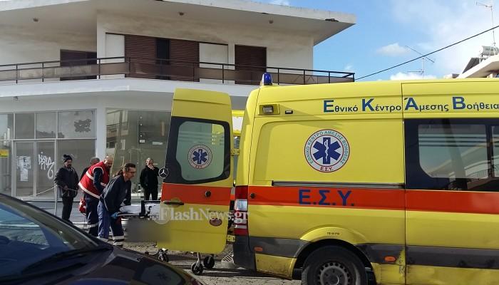 Αναζητούν τον οδηγό που παρέσυρε και σκότωσε ηλικιωμένο στα Χανιά