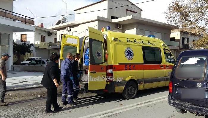 Νεκρός ο πεζός στο τροχαίο με εγκατάλειψη στα Χανιά
