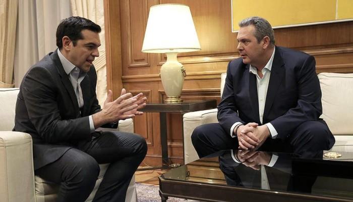 Οι ΑΝΕΛ αποχωρούν από την κυβέρνηση-Ψήφο εμπιστοσύνης θα ζητήσει ο Τσίπρας