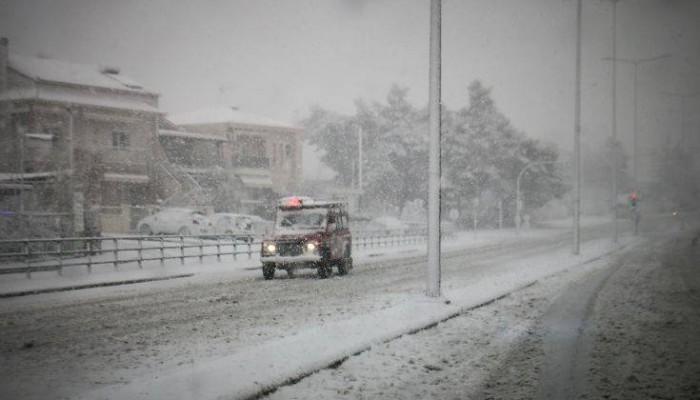 Οδηγίες προς τους πολίτες μετά τις προβλέψεις για χιόνια στα Χανιά