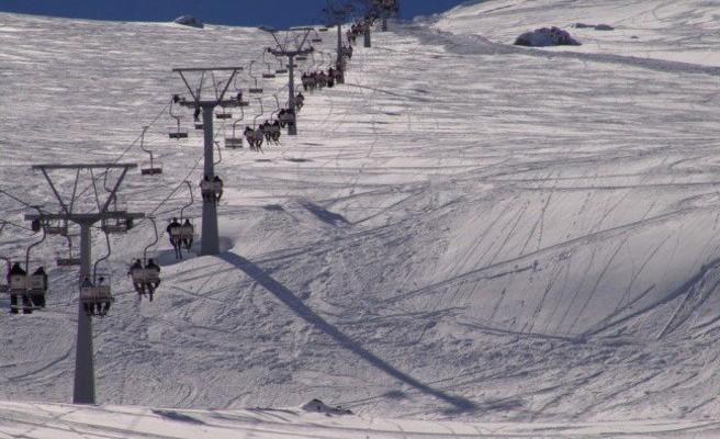 Κλειστό το χιονοδρομικό κέντρο στα Καλάβρυτα λόγω χιονοστιβάδας