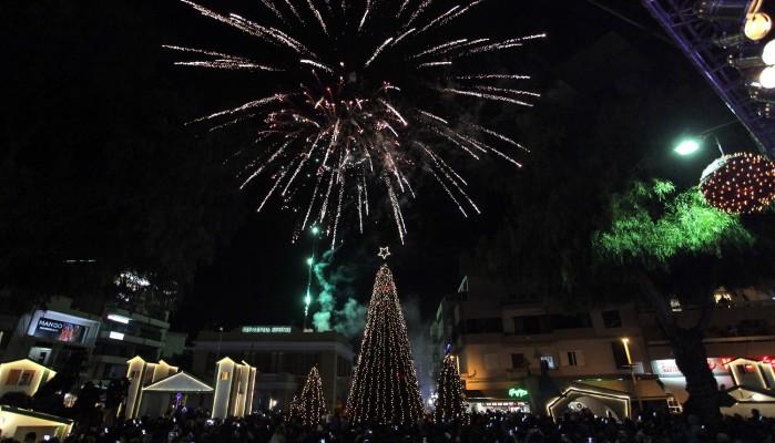 Οι εκδηλώσεις της Παρασκευής στο «Χριστουγεννιάτικο Κάστρο» στο Ηράκλειο