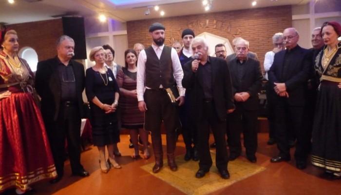 Με επιτυχία πραγματοποιήθηκε ο ετήσιος χορός της Ομοσπονδίας Αμαριωτών