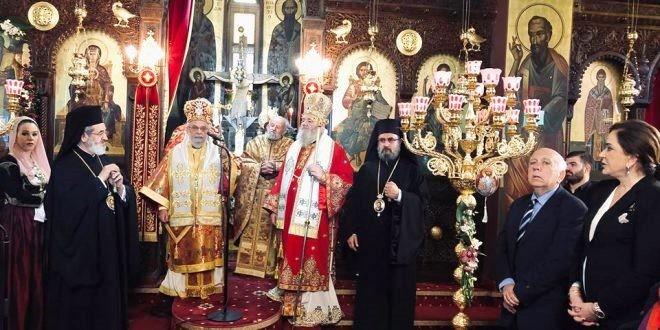 Με λαμπρότητα ο εορτασμός του Αγίου Χαραλάμπους Λενταριανών στα Χανιά (φωτο)