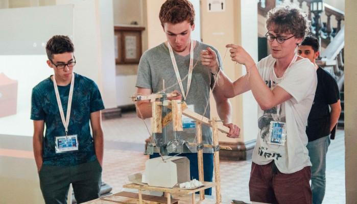 Τοπικός Διαγωνισμός Μηχανικής Πολυτεχνείου Κρήτης 2019 από τον φοιτητικό οργανισμό B.E.S.T