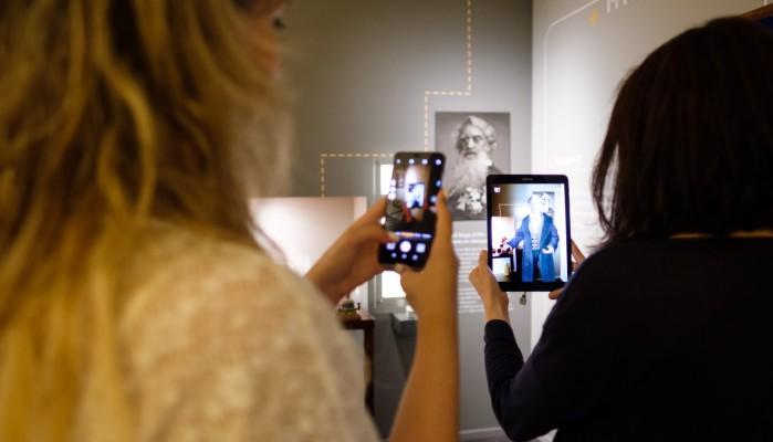 Πιλοτική εφαρμογή υπηρεσιών Augmented Reality Μουσείο Τηλεπικοινωνιών του Ομίλου ΟΤΕ