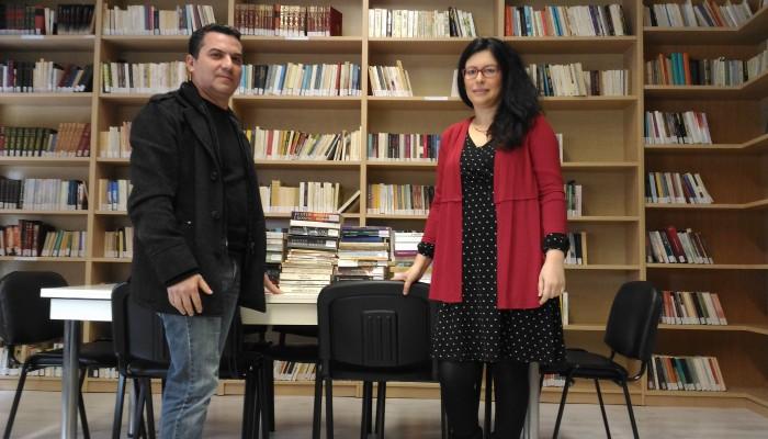 Η Δημοτική Βιβλιοθήκη Μαλεβιζίου υποστηρίζει τις βιβλιοθήκες των οικισμών