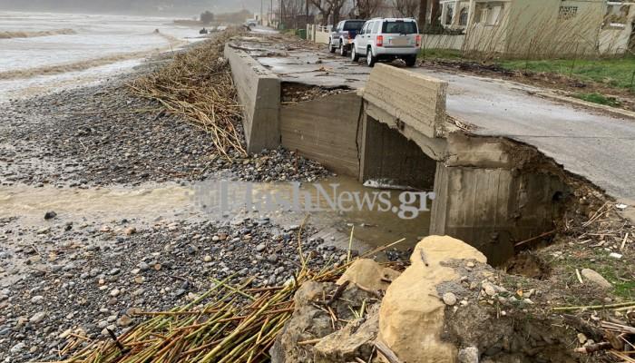 Κινδυνεύουν να αποκλειστούν τέσσερις οικογένειες στην Κίσαμο (φωτο)