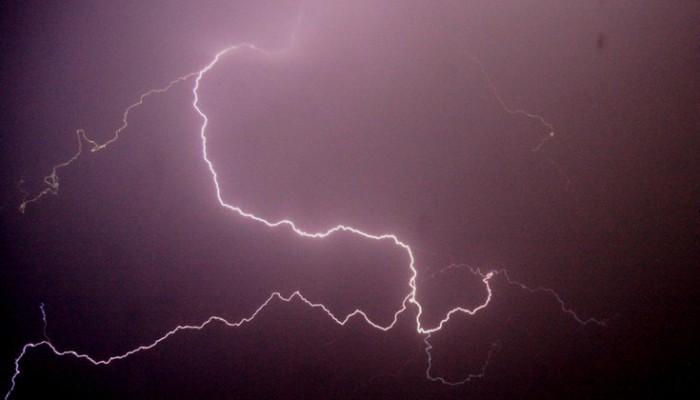 Έπεσαν 6.000 κεραυνοί στο Ν. Αιγαίο - Σε 4 περιοχές των Χανίων τα υψηλότερα ποσοστά βροχής