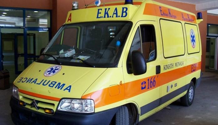 Δύο τραυματίες στην παραλιακή του Ρεθύμνου - Ο ένας νοσηλεύεται στα Χανιά