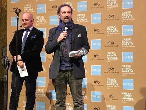 Βραβείο καλύτερης πόλης πήρε για το Ηράκλειο (φωτο)