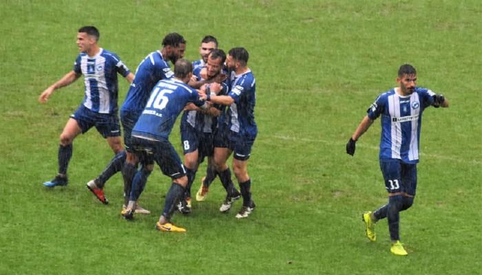 Ψυχωμένη νίκη, 1-0 τα Τρίκαλα