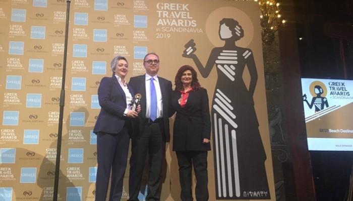 Βραβεία και στις δυο κατηγορίες που συμμετείχε, απέσπασε ο Δήμος Μαλεβιζίου