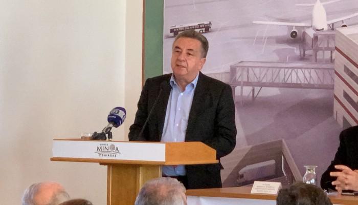 Εισηγητής στην ΚΕΔΕ ο Πέτρος Ινιωτάκης