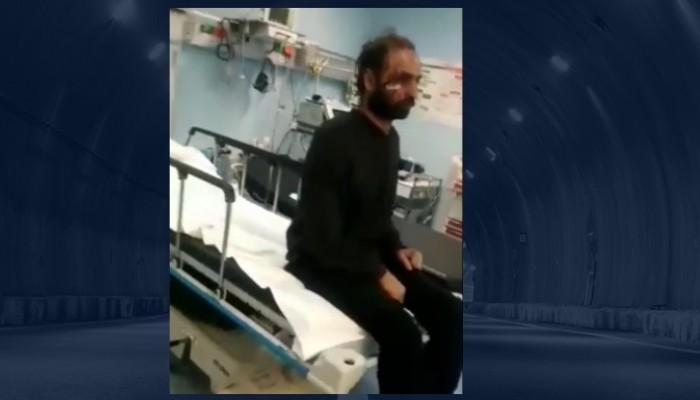 Μπήκε για λόγους υγείας στο νοσοκομείο και εξαφανίστηκε (φωτο)