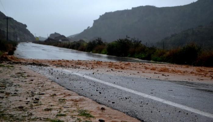 Αποκλεισμένη η πρόσβαση από Σκινέ στο Ανατολικό Σέλινο