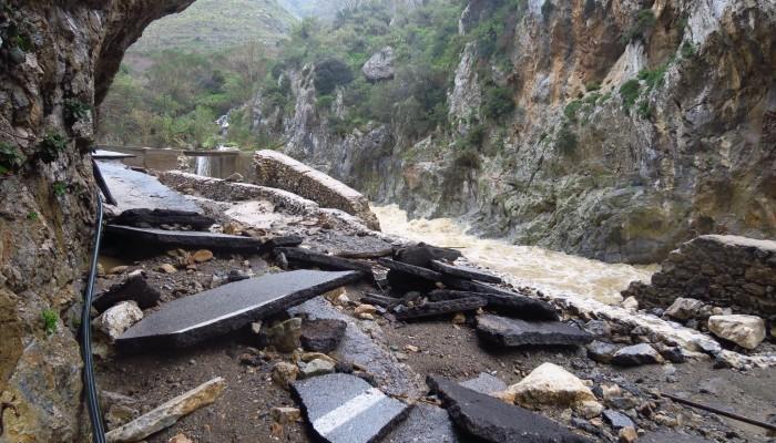 Σ. Ρίζος: Ο Δήμος Χανίων υπέφερε από την κακοκαιρία