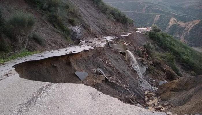 Για τις τεράστιες καταστροφές στην Κρήτη